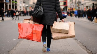 The warmer temperatures in May and June lifted sales on the high street.