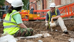 Archaeologists are hoping to find three headless friars at the Richard III site