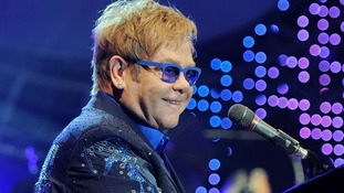 Sir Elton John has revealed he is grateful to be alive following his recent bout of appendicitis.
