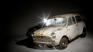 Austin Mini Se7en De Luxe Saloon