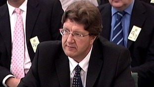 Former BBC Deputy director-general Mark Byford