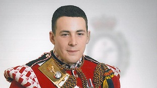 Fusilier Lee Rigby will be buried tomorrow in a private ceremony.