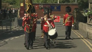 Drummer Lee Rigby was a soldier in the 2nd Battalion Royal Regiment of Fusiliers.