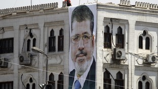 Muslim Brotherhood vow to campaign for Morsi's return for as long as it takes