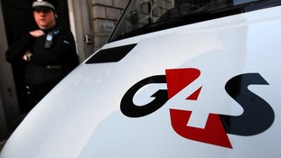 G4S has already come under criticism for its handing of the Olympic security contract