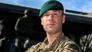 Sergeant Ben Briggs