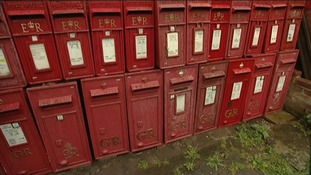 Steve Knight owns 115 post boxes