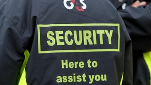 G4S has a number of Government contracts, including security.