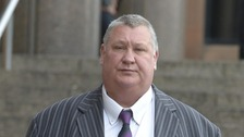Dave McLuckie starts an eight month jail sentence today