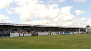 Nuneaton Town's Liberty Way Stadium