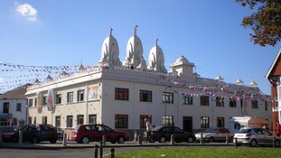 The Shree Swaminarayan Temple