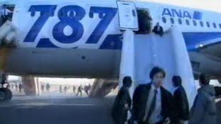 All Nippon Airways Dreamliner makes emergency landing after a smoke alert