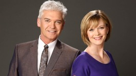 Philip Schofield and Julie Etchingham