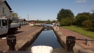 Locks at Longwood in Walsall
