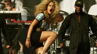 Rita Ora at Wireless