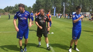 Carlisle United open day