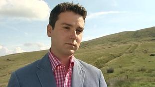 Matthew Dorrance, Mayor of Brecon
