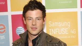 "Cory Monteith played Finn Hudson in the Fox hit ""Glee""."
