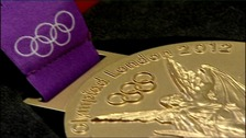 London 2012 Gold Medal