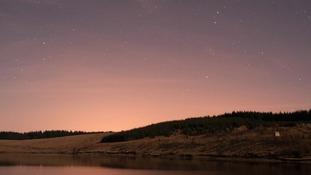 Northumberland's Dark Sky Park bid