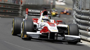 GP2 Series 2013, Grand Prix of Monaco, #3 James Calado