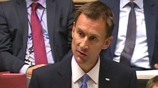 'Thousands more died than expected' Hunt says