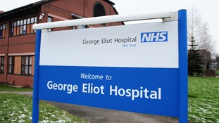 George Eliot Hospital NHS Trust.