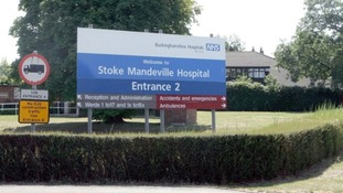 Buckinghamshire NHS 'encouraged' by report - statement