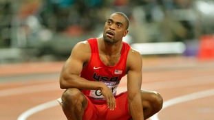 Tyson Gay recently fronted a high-profile doping campaign.