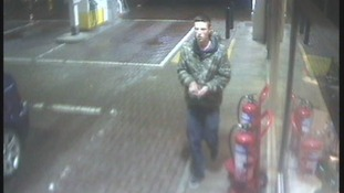 CCTV images - do you know this man?