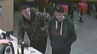CCTV images - do you know these people?