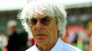 Formula One boss Bernie Ecclestone says he has been indicted by German prosecutors for alleged bribery.