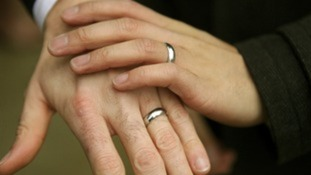 Equalities minister Maria Miller said she is looking forward to the first same-sex marriage by next summer.
