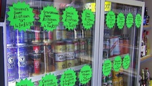The Government has dropped its plans for a minimum unit price for alcohol.