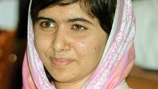 Malala Yousafzai addressed the UN in New York in on her 16th birthday.