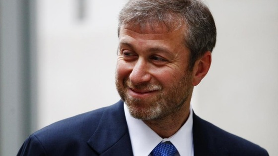 Roman Abramovich 