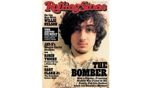The Rolling Stone cover which will be published on August 1.