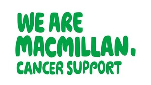 The Macmillan Cancer Support logo.