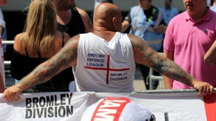The English Defence League will be holding a protest today in Birmingham