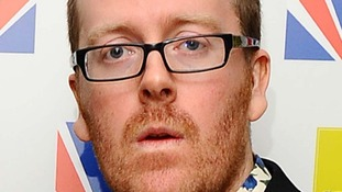 Controversial comedian Frankie Boyle has gone on hunger strike.