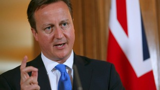 Prime Minister David Cameron will make a major speech tomorrow on the subject.