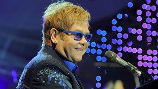 Sir Elton John to be given first Brits Icon Award.