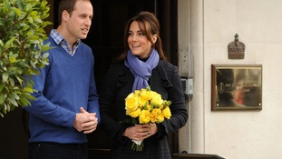 In pictures: The Duchess of Cambridge's pregnancy