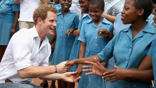 Stories of Hope: Capturing the work of Prince Harry's charity Sentebale