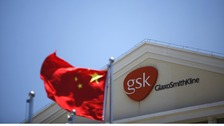 Four GSK executives have been detained amid fraud allegations.