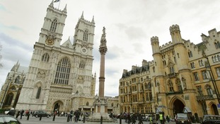 Westminster Abbey will mark the royal birth with a peal of bells.