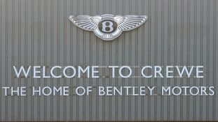 Bentley factory