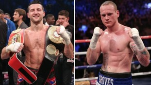 Carl Froch will defend both his IBF and WBA super-middleweight belts against George Groves in November