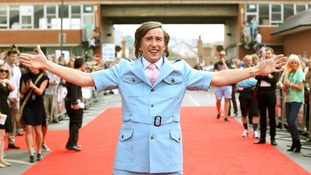 Norwich hosts world premiere of Alan Partridge movie Alpha Papa