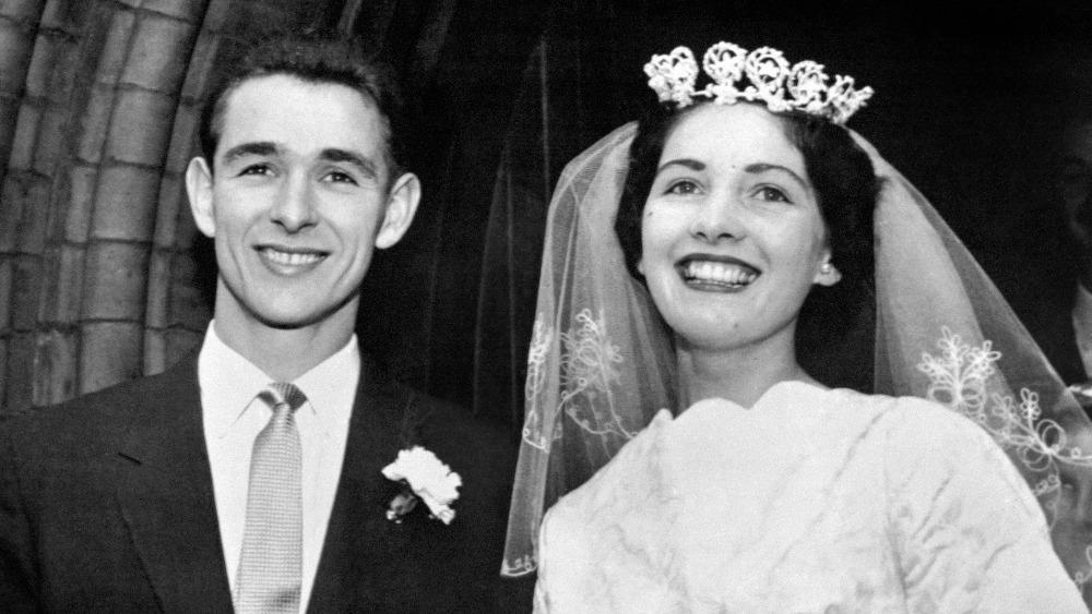 Peter shalson wedding
